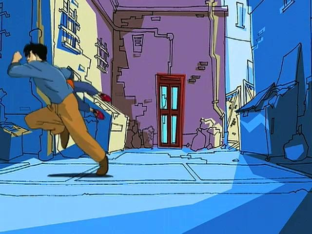 Jackie Chan Adventures S03 12 The Ox-Head Incident