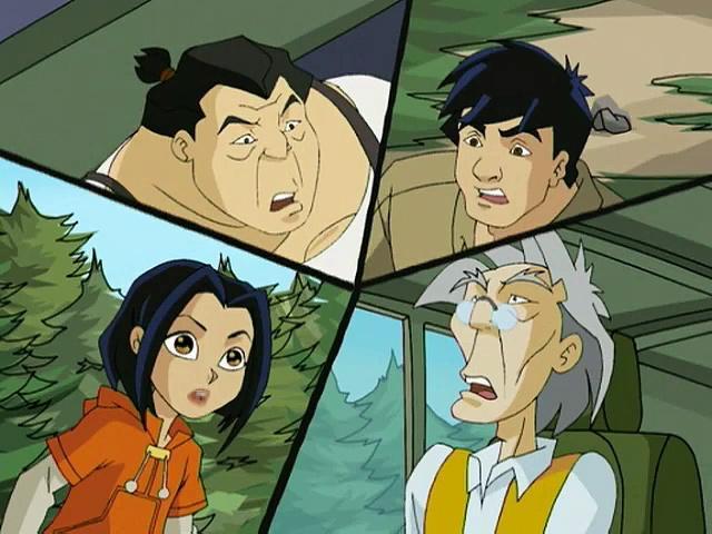 Jackie Chan Adventures S04 04 Black Magic