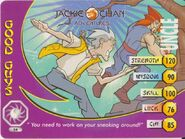 The Chan Clan card 24