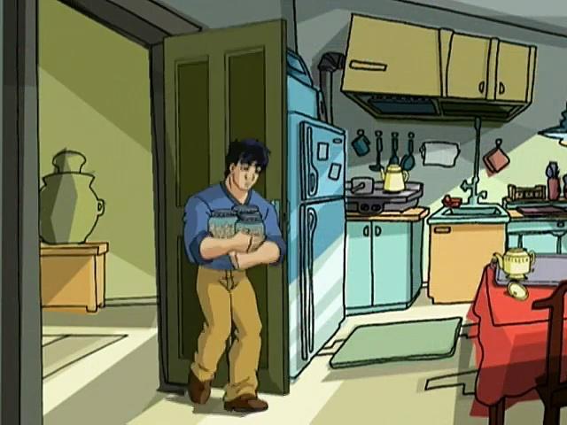 Jackie Chan Adventures S05 08 Clash Of The Titanics