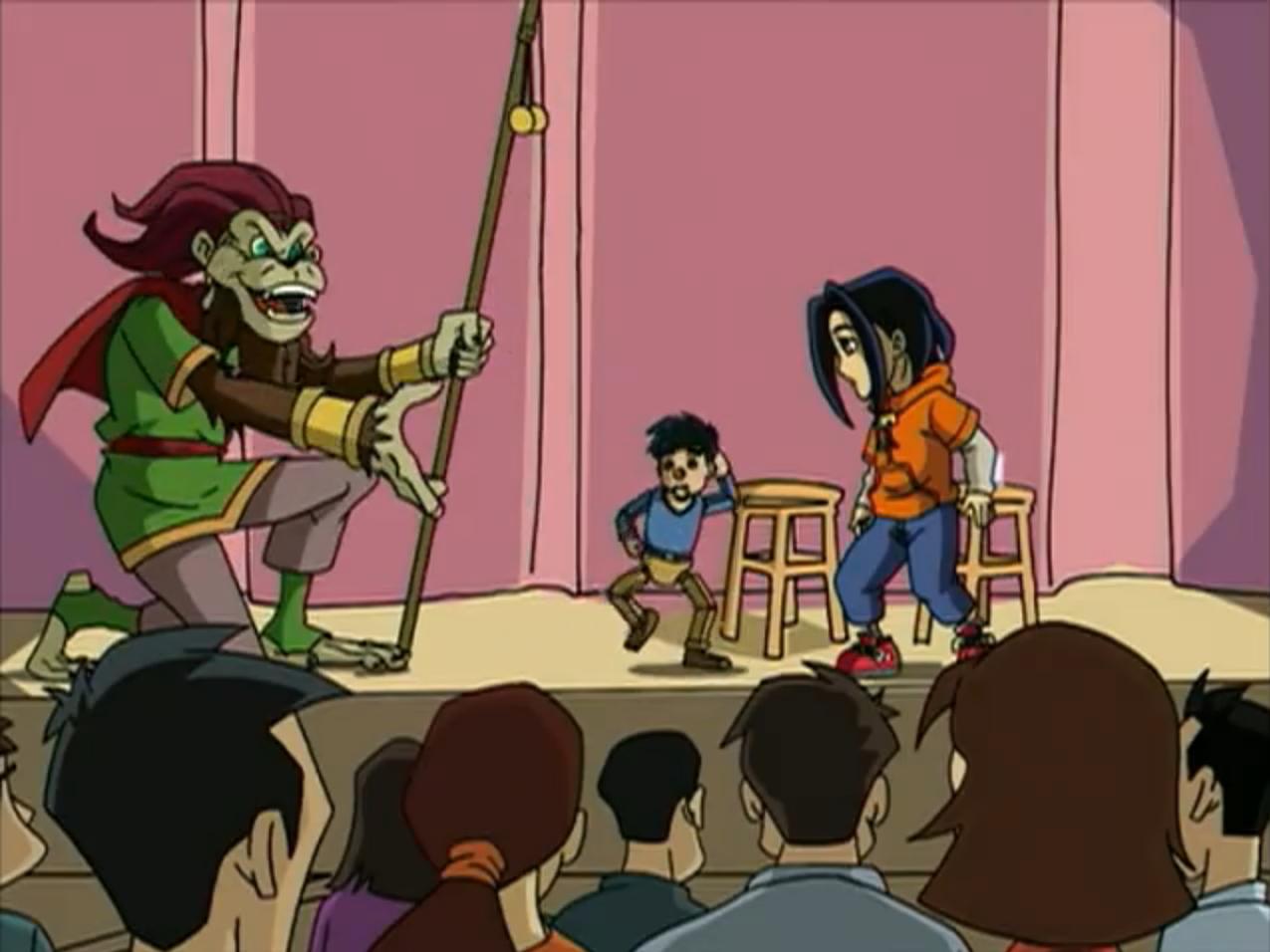I'll Be a Monkey's Puppet