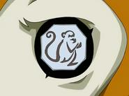 Haiku's Eye Monkey Talisman