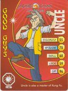The Chan Clan card 45
