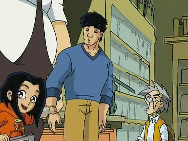 Jackie Chan Adventures S02 34 The Chan Who Knew Too Much