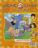Jackie Chan Adventures Magazine 3