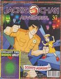 Jackie Chan Adventures Magazine 37