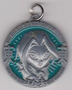 Jade amulet