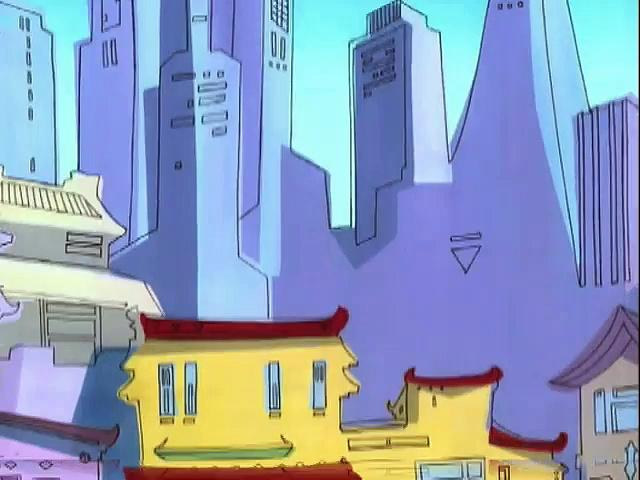 Jackie Chan Adventures S04 11 J2, Rise Of The Dragons