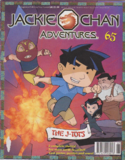 Jackie Chan Adventures Magazine 65