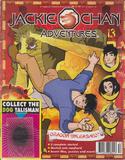 Jackie Chan Adventures Magazine 13