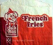 FrenchFriesBag