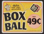 Grickily-box ball