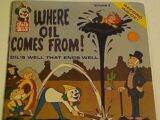Where Oil Comes From!