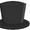 Scrooge Hat