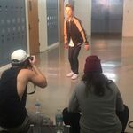 Jacob Sartorius music video shoot