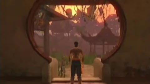 Jade Empire E3 2004 demo