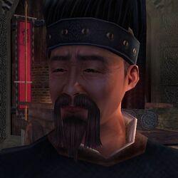 Minister Sheng