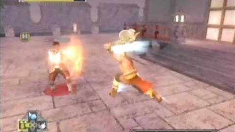 Jade Empire Double Axes