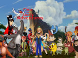 Chris the Lion's Adventures Series