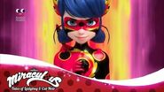 Miraculous Tales of Ladybug & Cat Noir- Dragon Bug Transformation ( Englisch)
