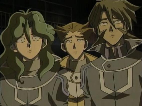 Three Mask Knights