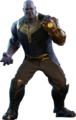 Thanos marvel silo