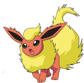 Courtney's Flareon
