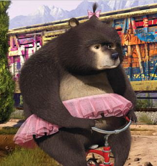 Sonya the Bear