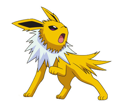 Courtney's Jolteon