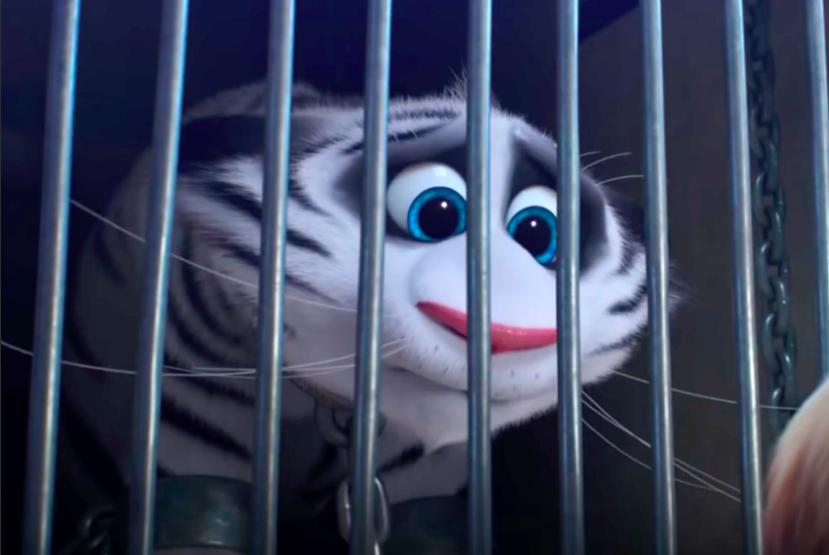 Hu the tiger