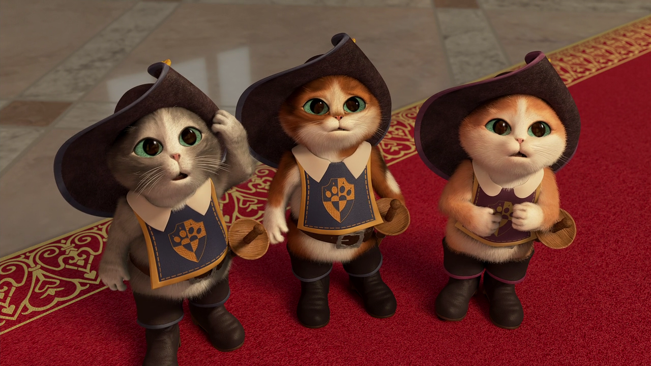 The Three Diablos