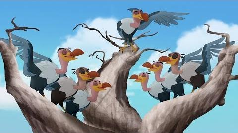 All Hail the Vultures