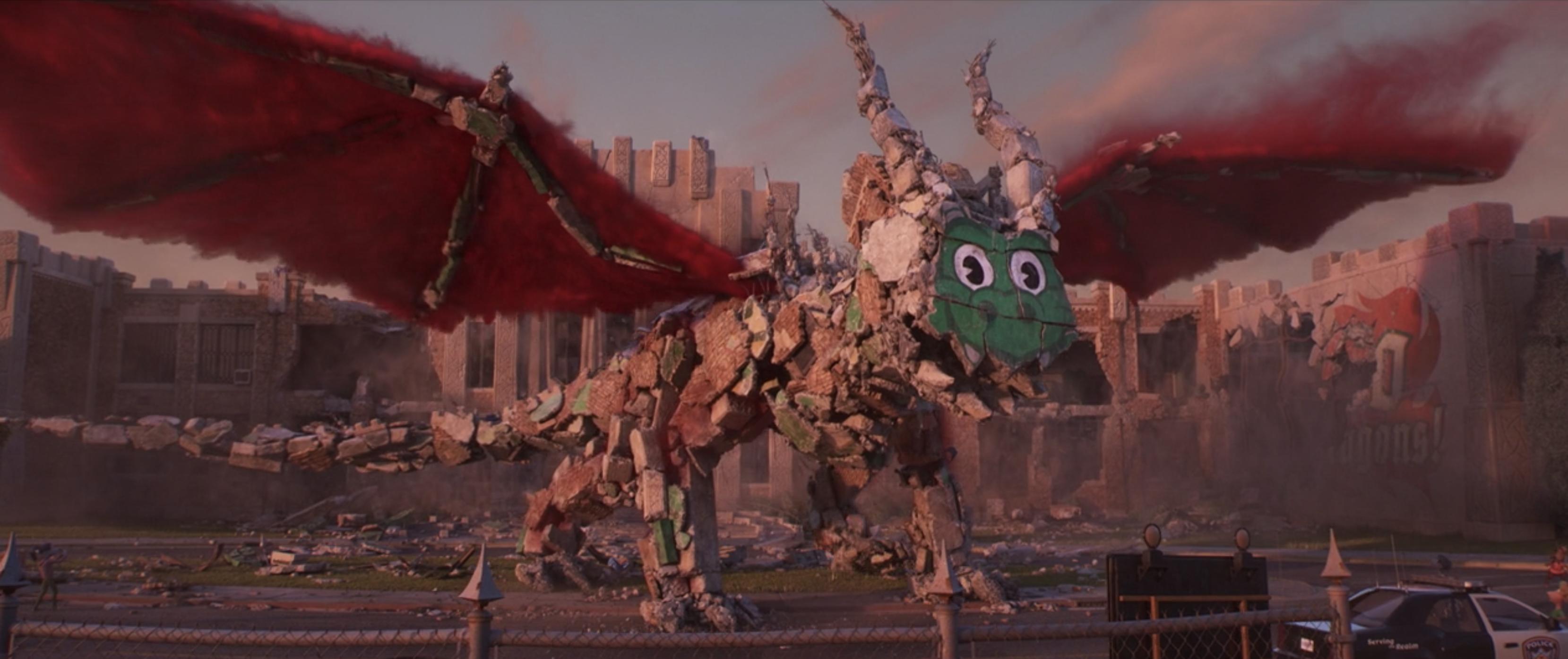 Curse Dragon