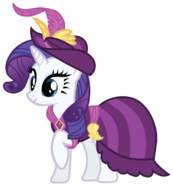 Rarity s coronation dress by bethiebo-d5vhnlu