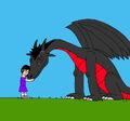 Xion and Dragon-Jeffrey