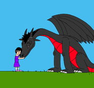 Xion and Dragon-Jeffrey
