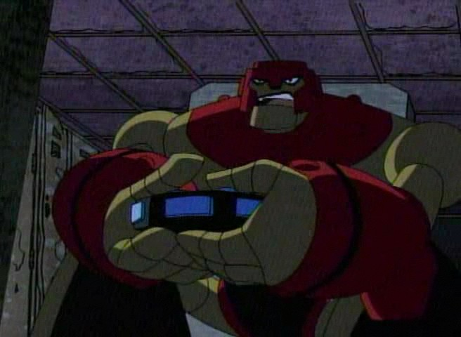 Atlas (Teen Titans)