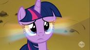 Twilight's Rainbow Glow S4E25