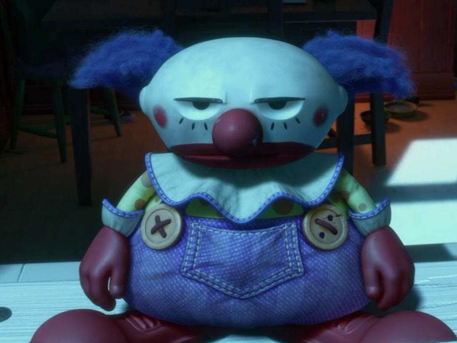 Chuckles the Clown