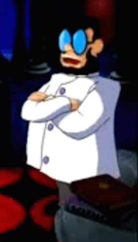 Professor Spark
