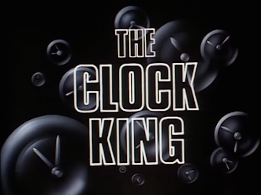 Jeffrey, Jaden & Friends' Storm Adventures of Batman: The Animated Series - The Clock King
