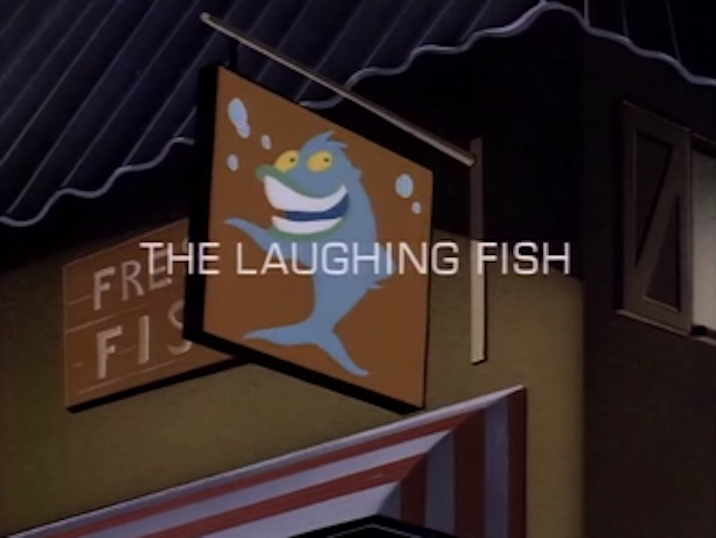 Jeffrey, Jaden & Friends' Storm Adventures of Batman: The Animated Series - The Laughing Fish