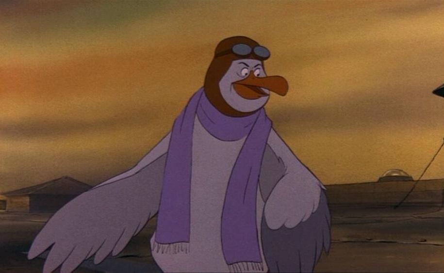 Orville the Albatross