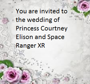XR and Courtney's Wedding