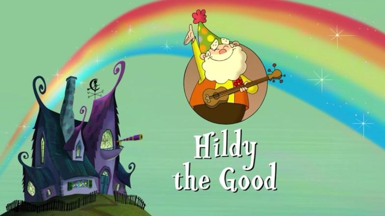 Jeffrey, Jaden, Hiccup & Friends' Storm Adventures of The 7D - Hildy the Good