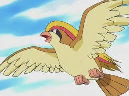 Ash's Pidgeot