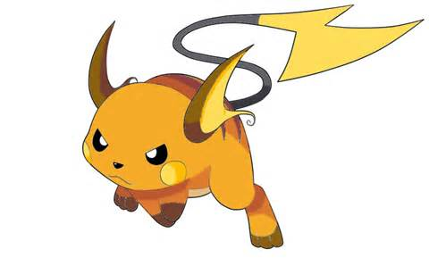 Courtney's Raichu