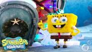 'Santa Has His Eye On Me' Music Video 🎄 - SpongeBob