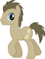 Dr Whooves Vector by Zork-787