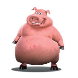 Pig (Barnyard)